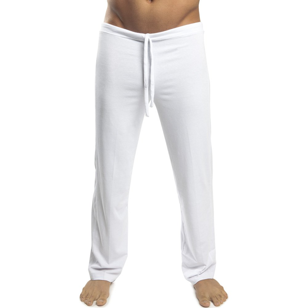 Jack Adams Relaxed Pant White Small - View #1