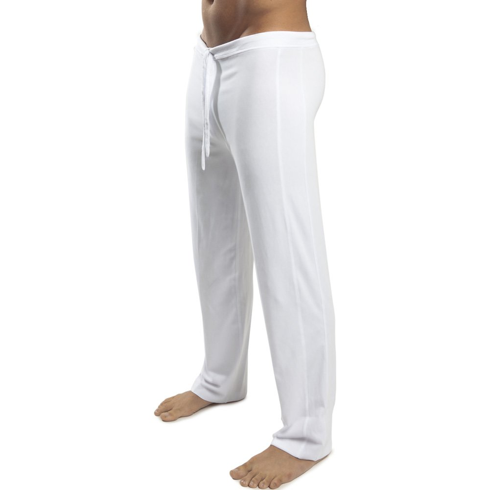 Jack Adams Relaxed Pant White Extra Large - View #2