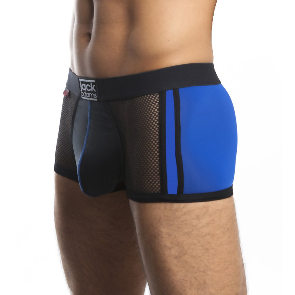 Jack Adams Metro Boxer Brief Royal Medium - View #1