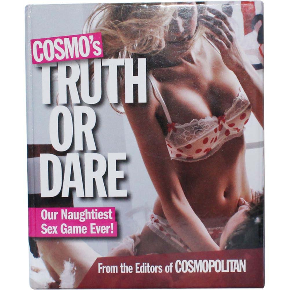 CosmoS Truth or Dare New Edition 120 Playing Cards - View #1