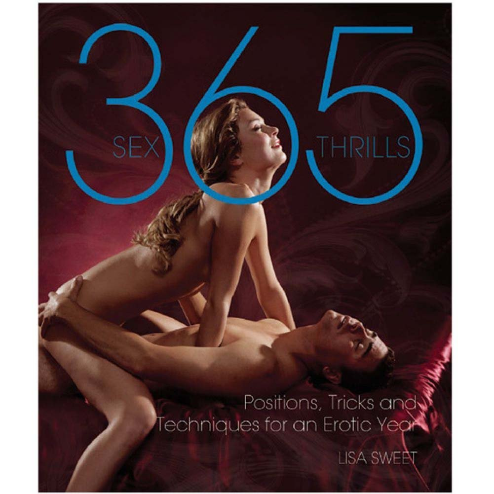 365 Sex Thrills Book - View #1