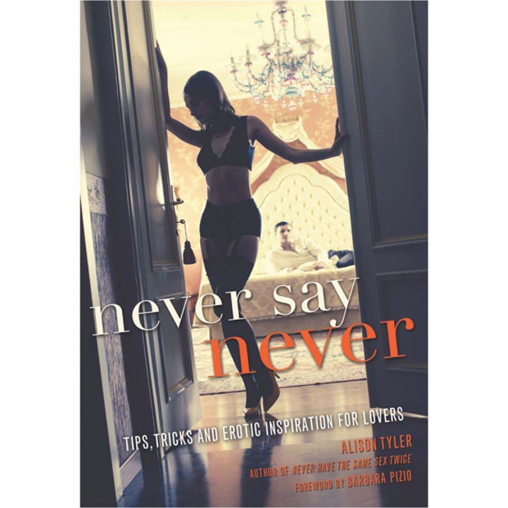 Never Say Never Tips Tricks and Erotic Inspiration for Lovers - View #1