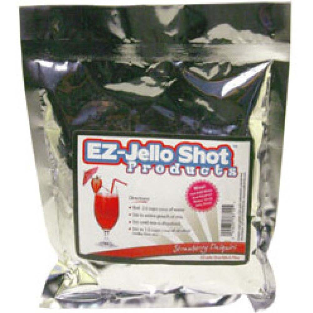 Ez Jello Shot Mix Strawberry Daiquiri - View #1