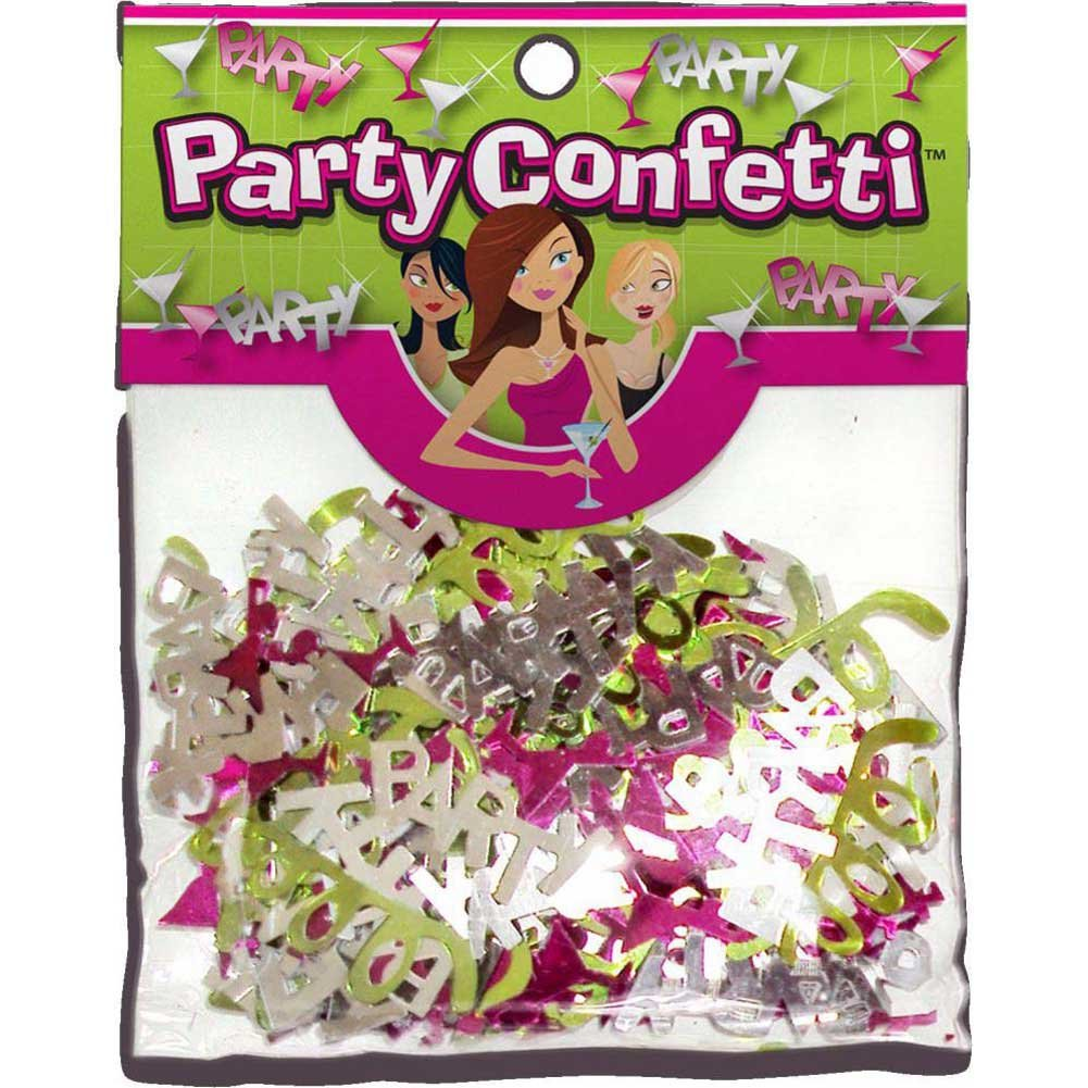 LetS Party Confetti - View #1