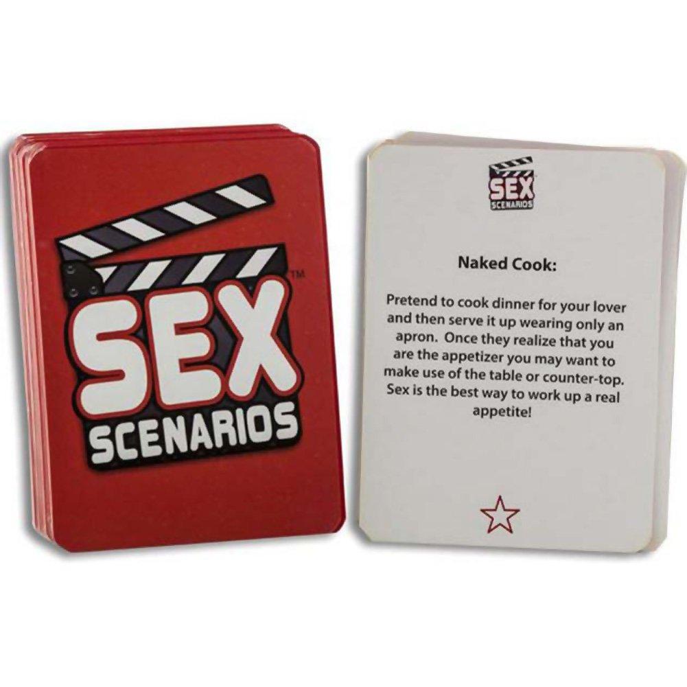 Sex Scenarios Card Game - View #1