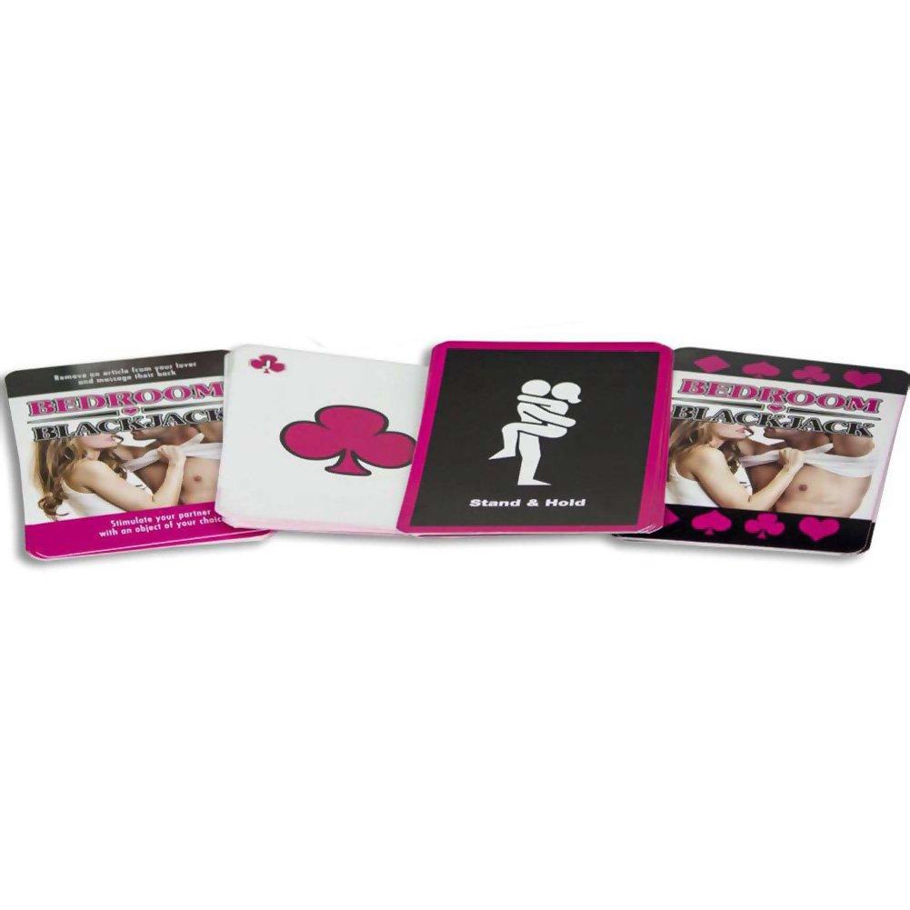 Strip Bedroom Blackjack Card Game - View #1