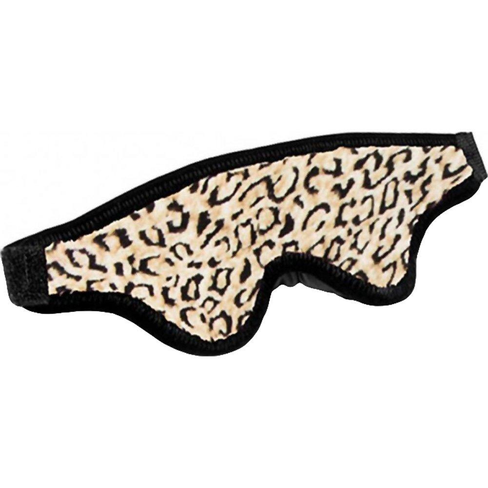 Liberator LoveBlind Microfiber Leopard - View #1