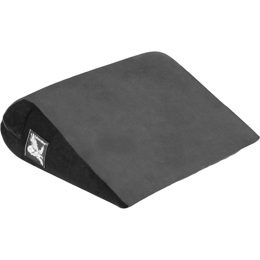 Liberator Jaz Motion High-Grade Foam Arched Pillow with Machine Washable Cover Charcoal - View #2