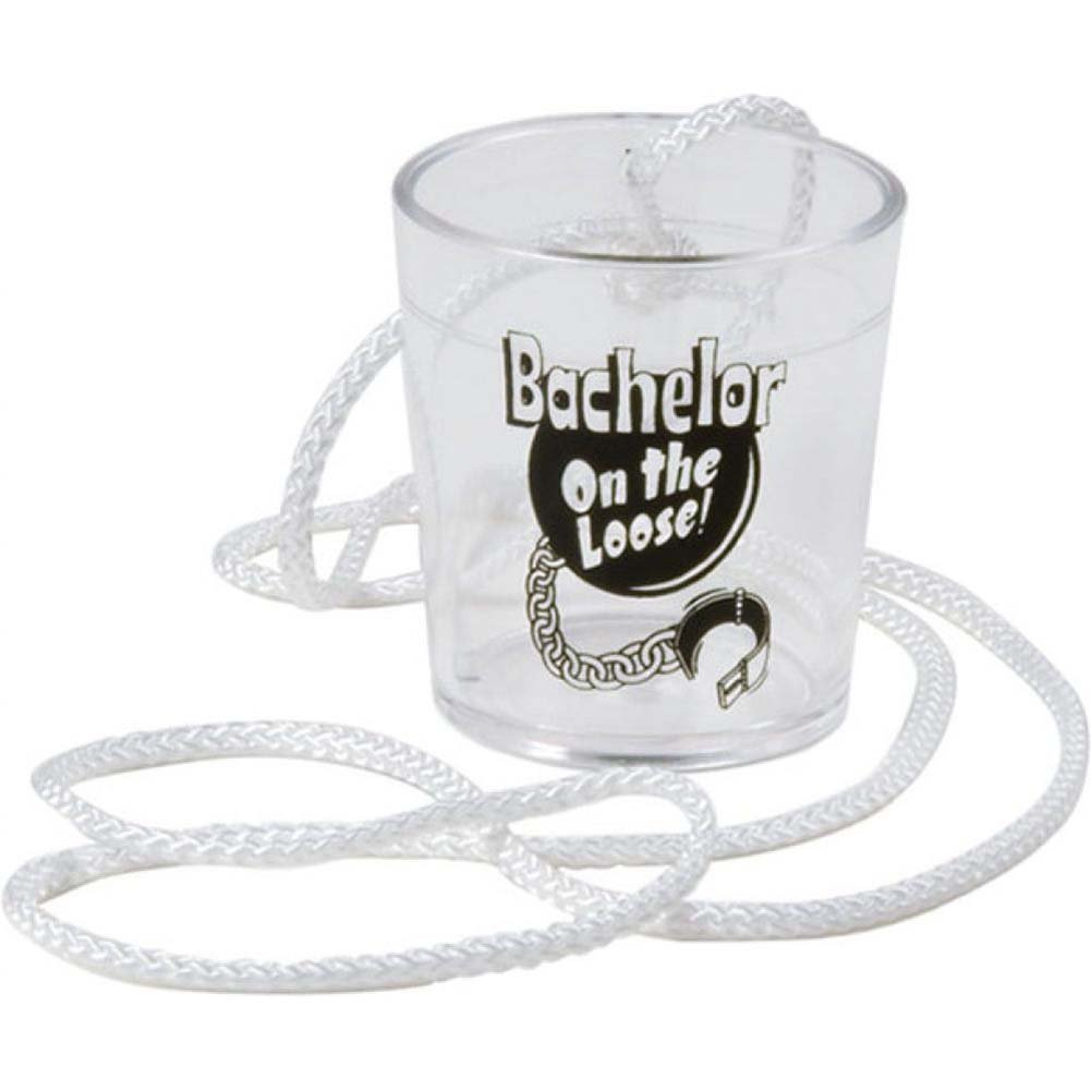 Bachelor On the Loose Hanging Shot Glass - View #2
