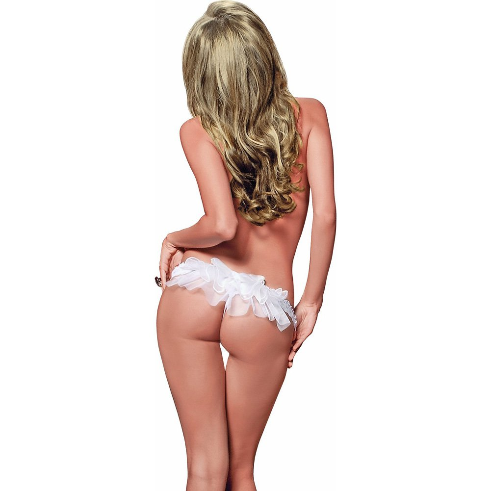 Bridal Panty White One Size - View #3