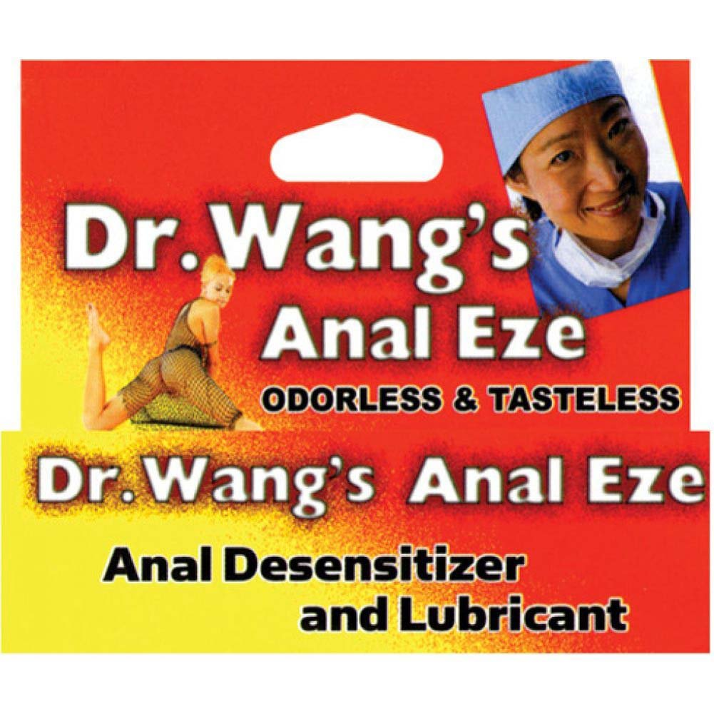Dr Wangs Anal Eze Cream 0.5 Oz - View #1
