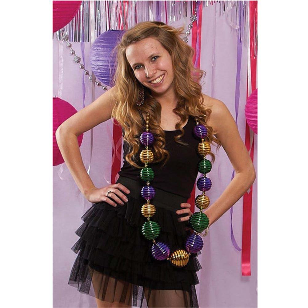 SassiGirl Night to Remember Jumbo Party Beads - View #3