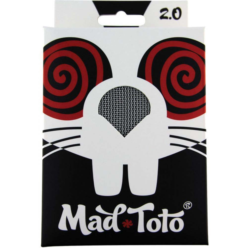 Mad Toto Space Case 2.0 Silver - View #3