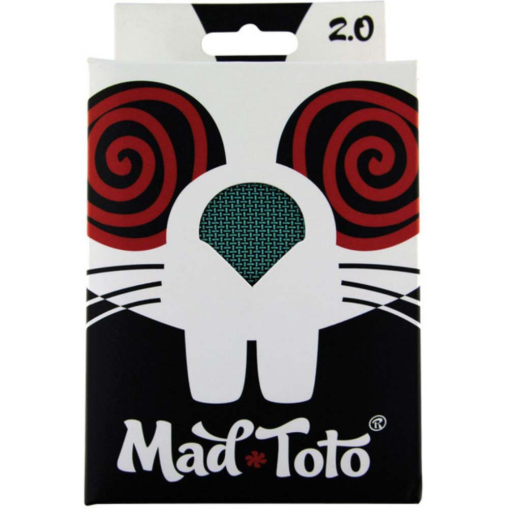 Mad Toto Riptide Case 2.0 Teal - View #2