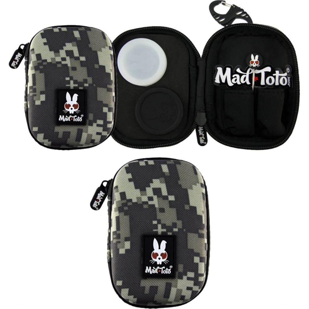 Mad Toto Ranger Case 2.0 Green Digital Camo - View #1