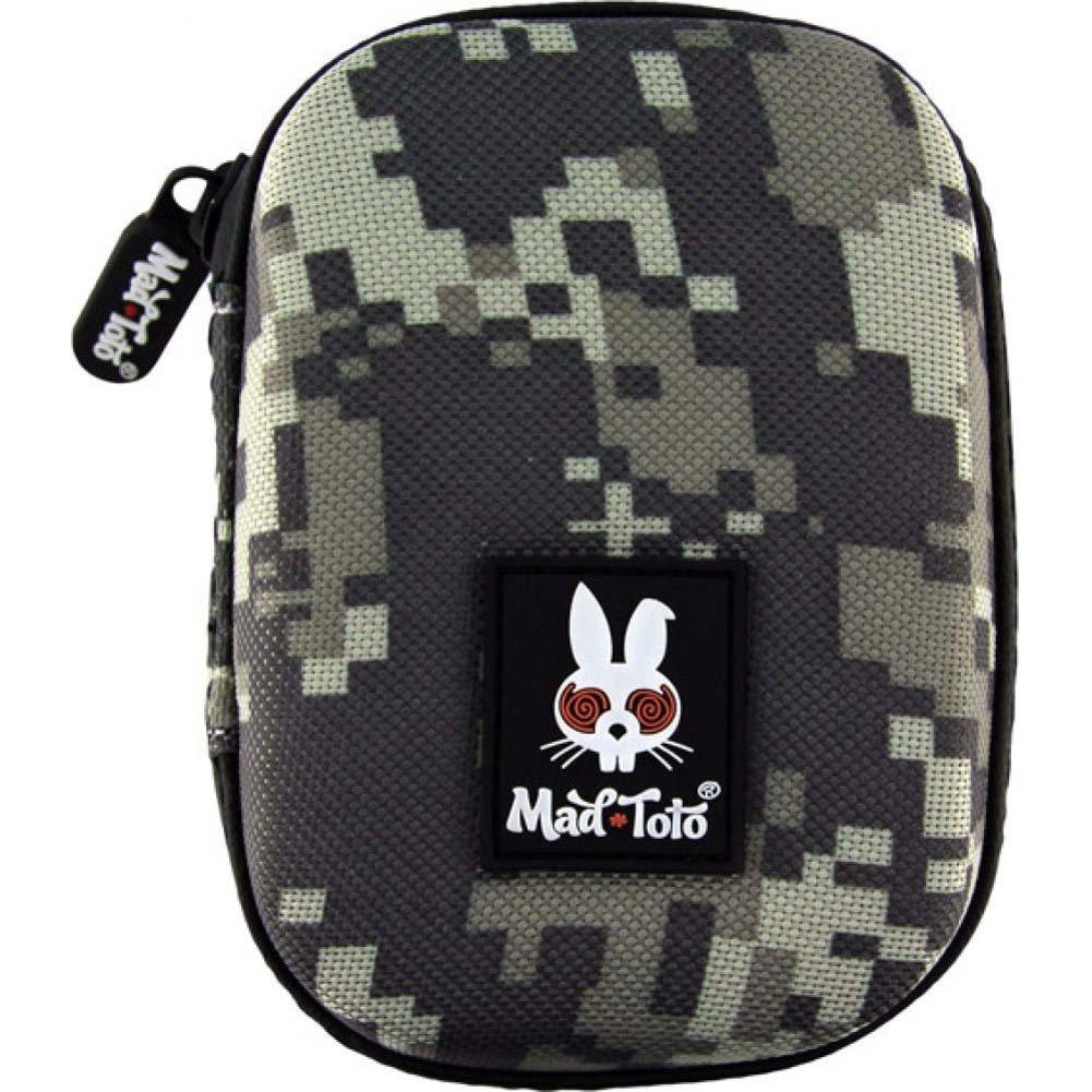 Mad Toto Ranger Case 2.0 Green Digital Camo - View #3