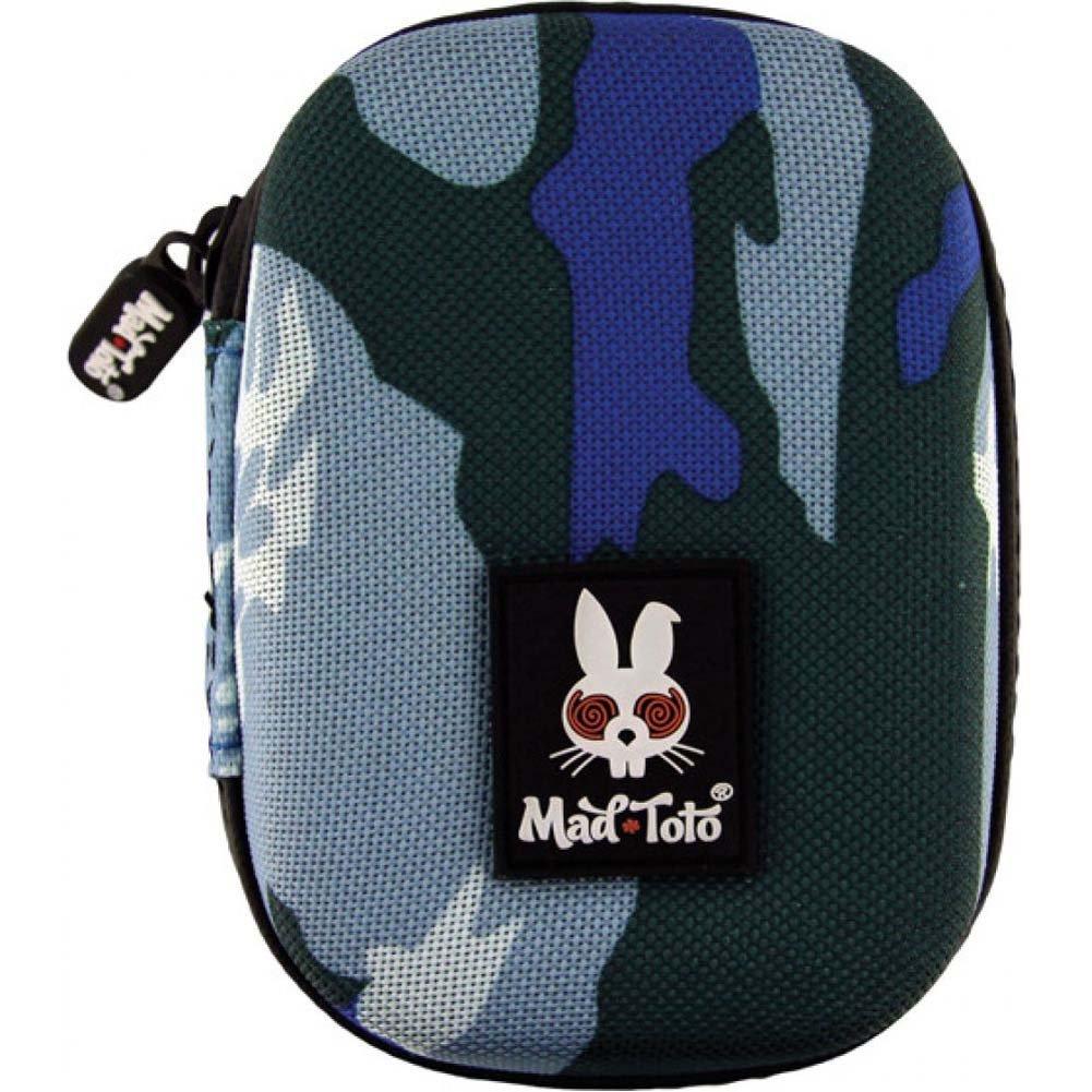 Mad Toto Shred Case 2.0 Blue Camo - View #1