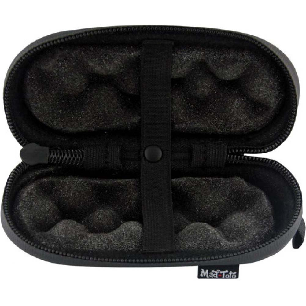 Mad Toto Small Tube Case Black - View #1