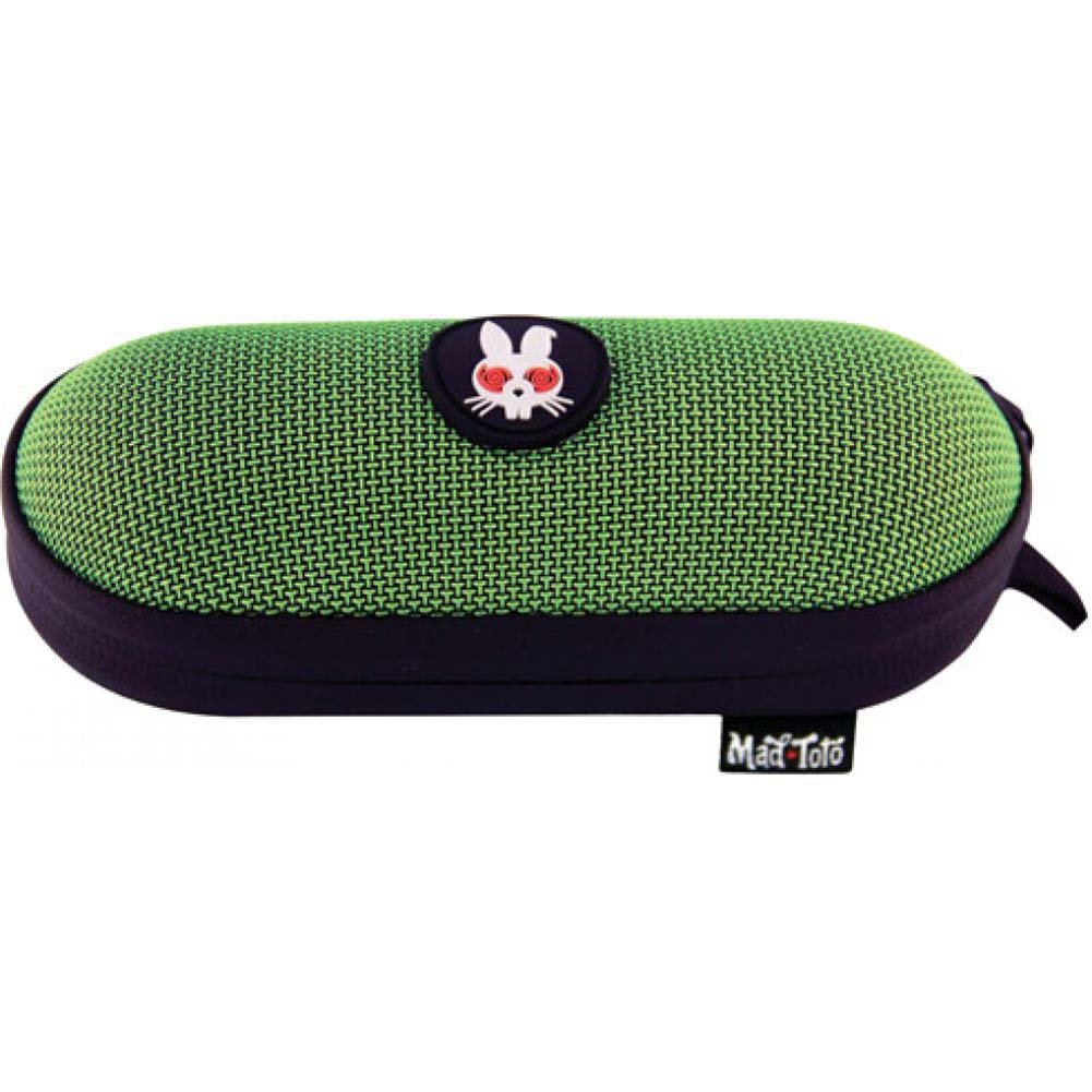 Mad Toto Small Tube Case Green - View #2