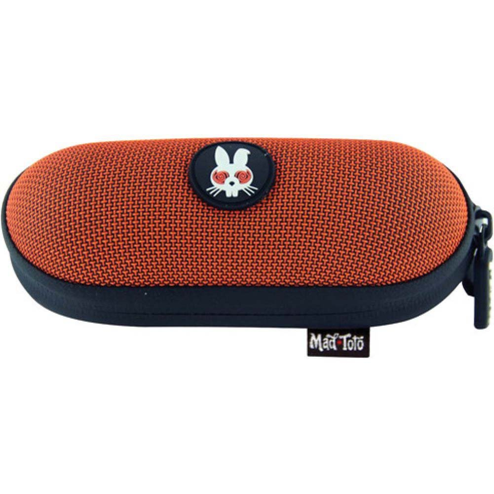 Mad Toto Small Tube Case Orange - View #2
