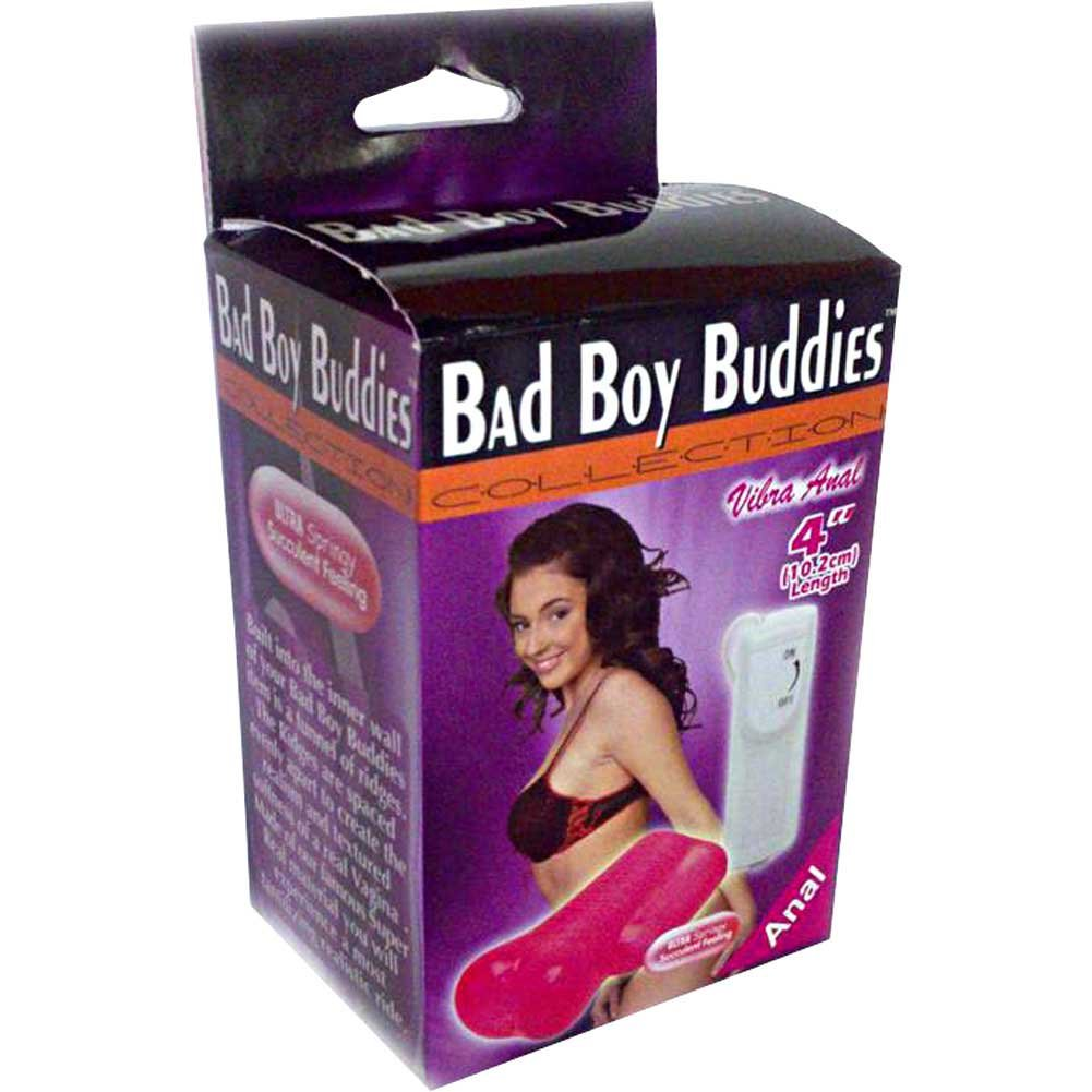 Golden Triangle Bad Boys Buddies Vibrating Anal Sleeve - View #1