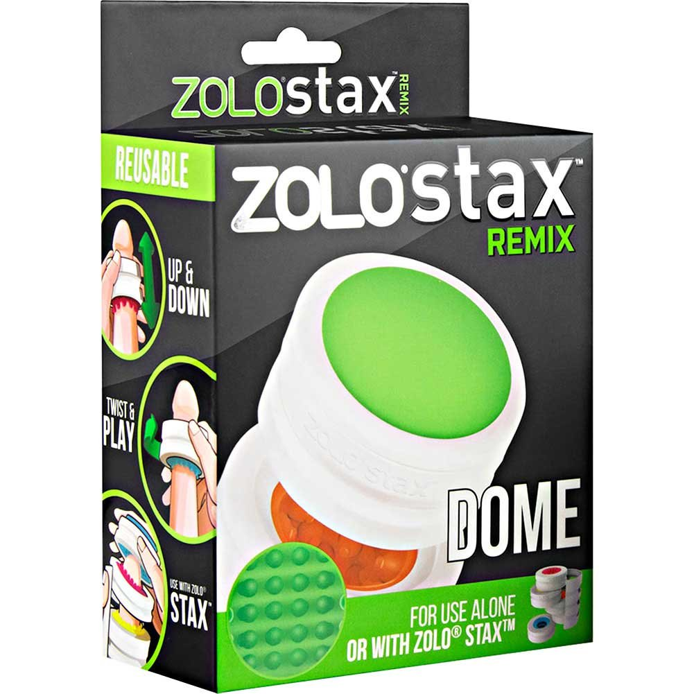 Zolo Stax Remix Dome Masturbator - View #1