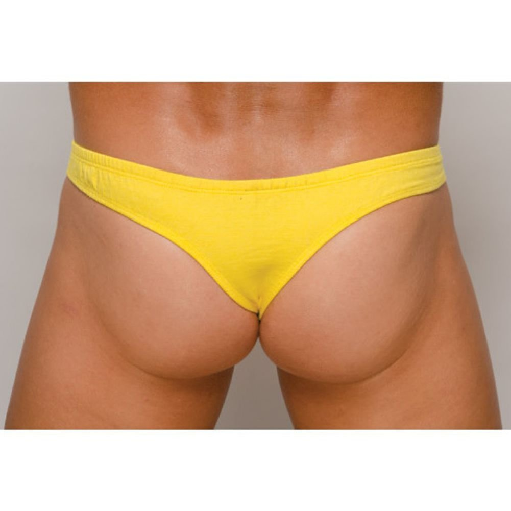 Pride Easy Access Zipper Yellow Medium - View #2