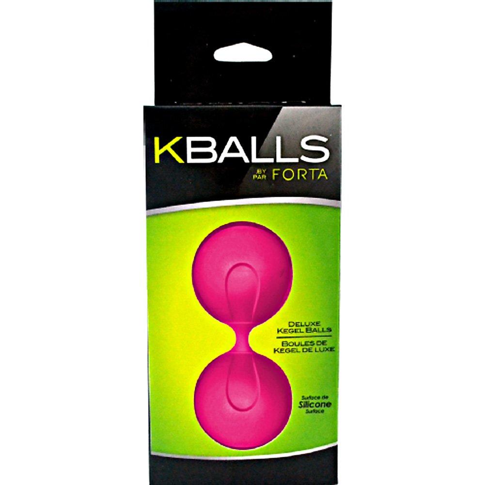 Vivo K-Balls Kegel Balls Pink - View #1