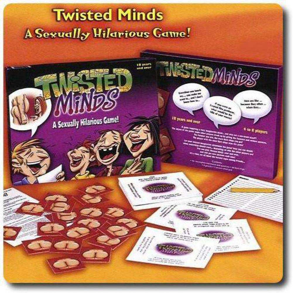 Twisted Minds - View #2