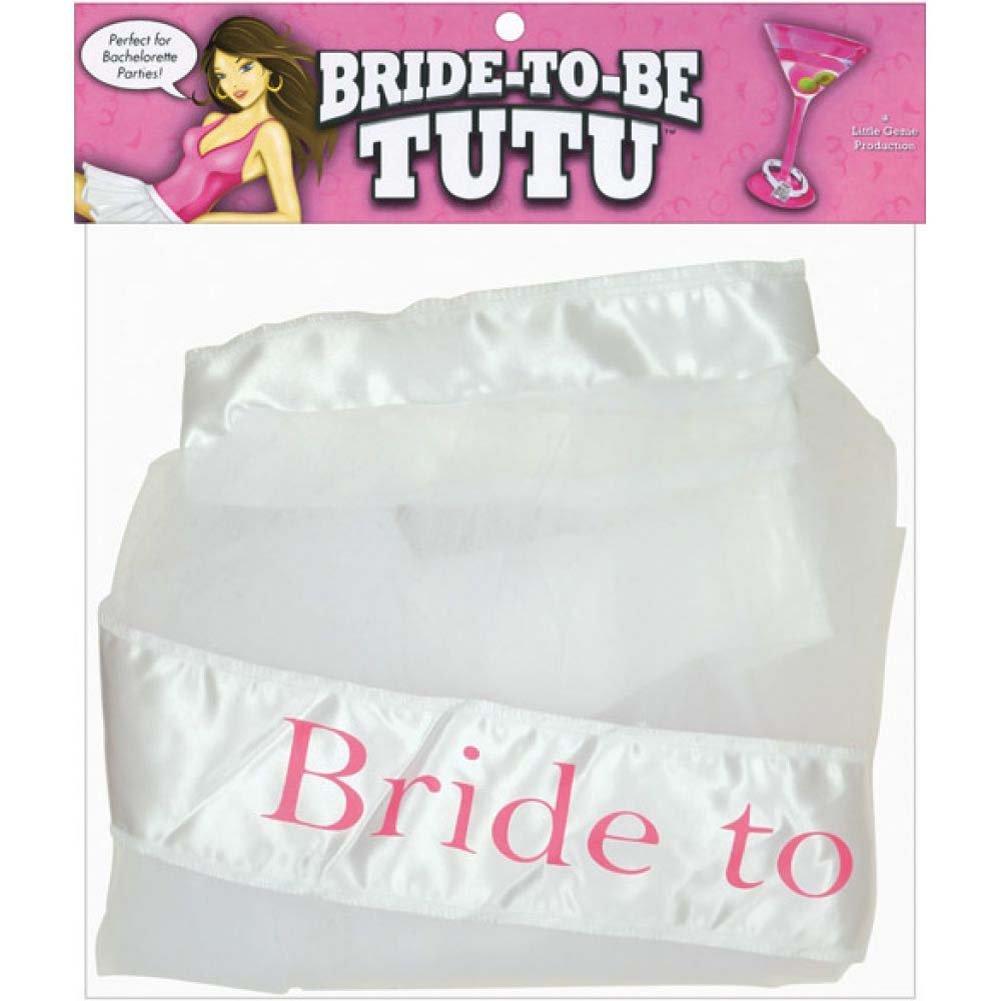 Bachelorette Bride to Be Tutu - View #1