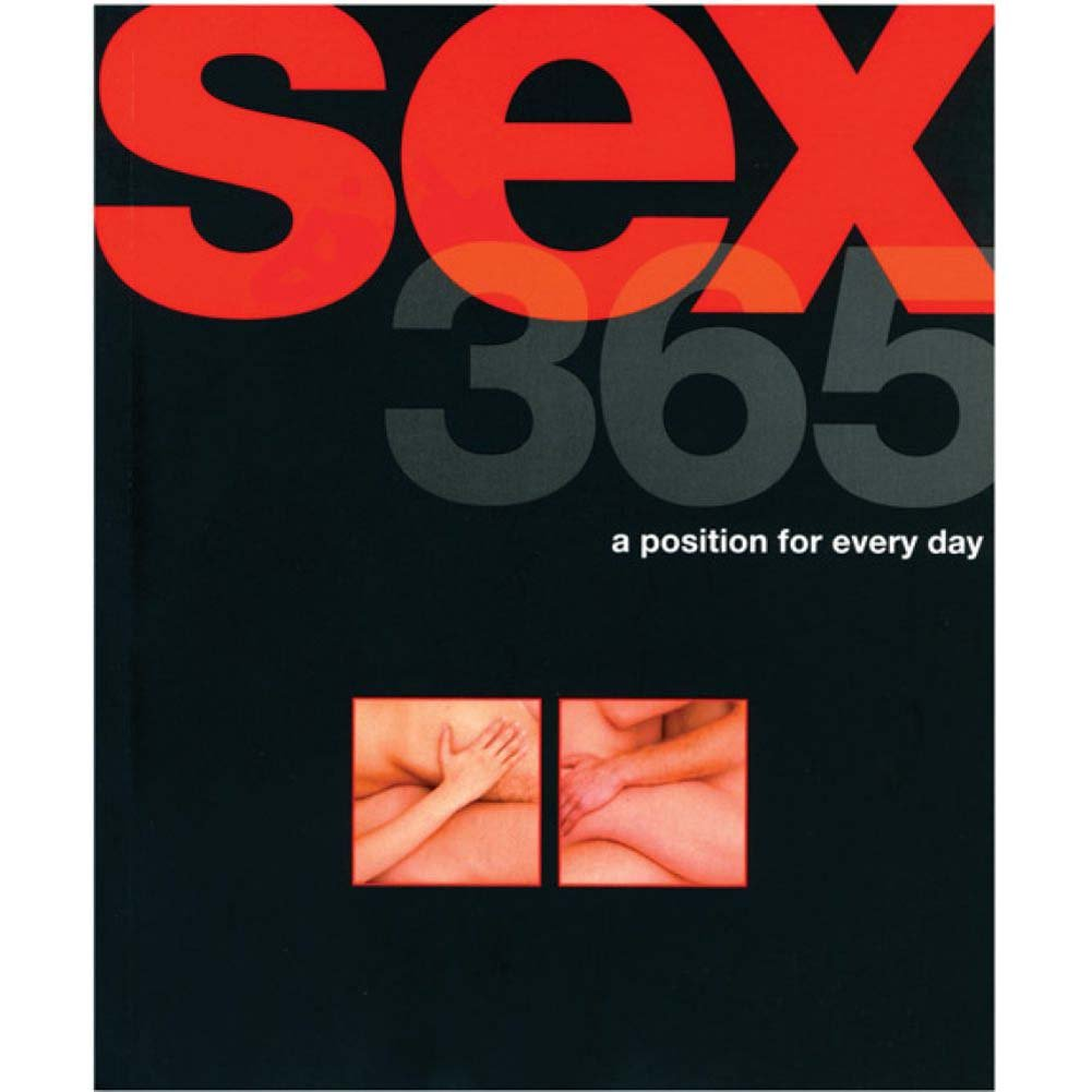 Sex 365 a Position for Every Day Book - View #1