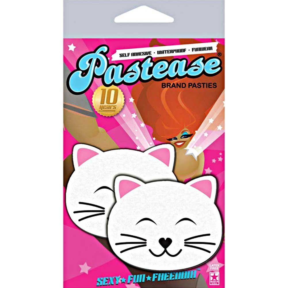 Pastease White Cat One Size - View #3
