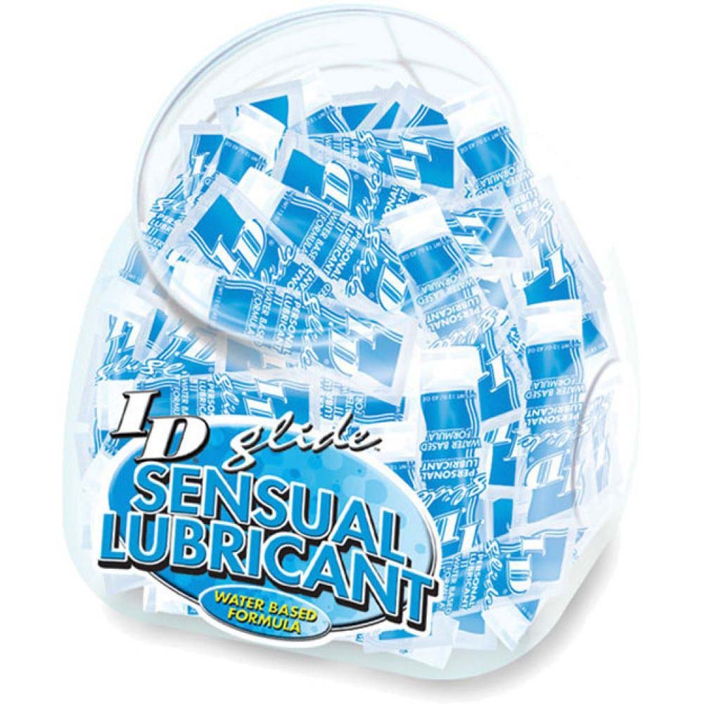 ID Lubes Glide Tube 72 Piece Bowl 12ml - View #1