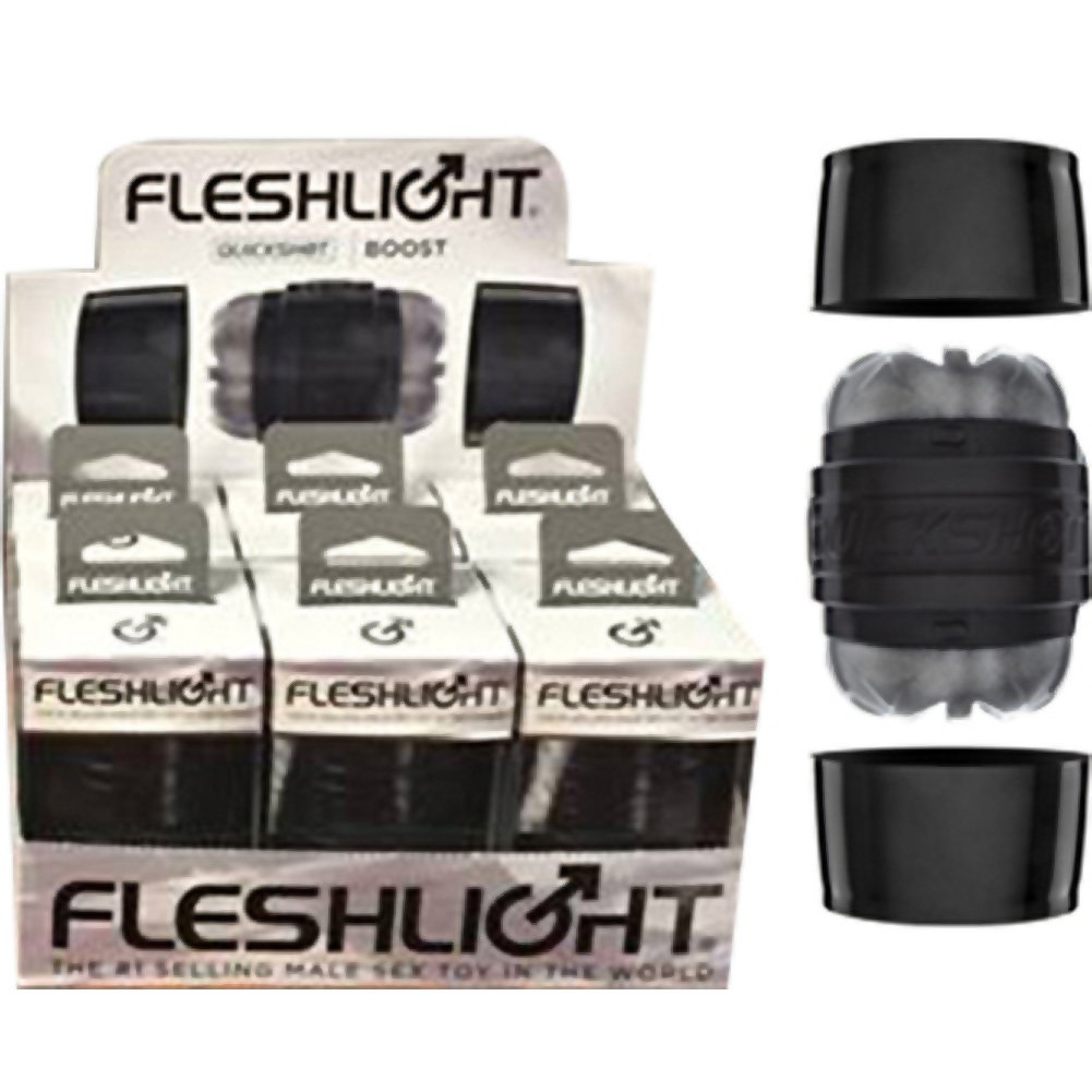 Fleshlight Quickshot Boost 6 Piece Display - View #2