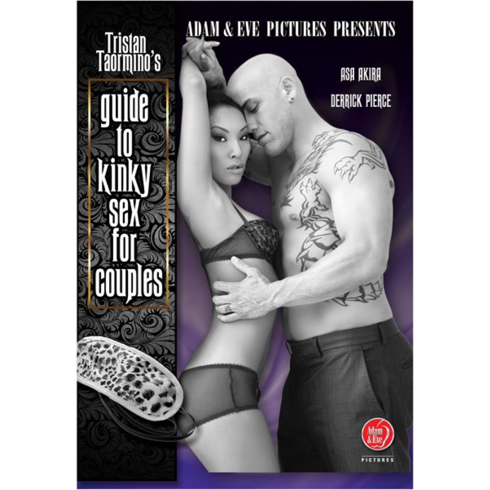 Tristan TaorminoS Guide to Kinky Sex for Couples DVD - View #1