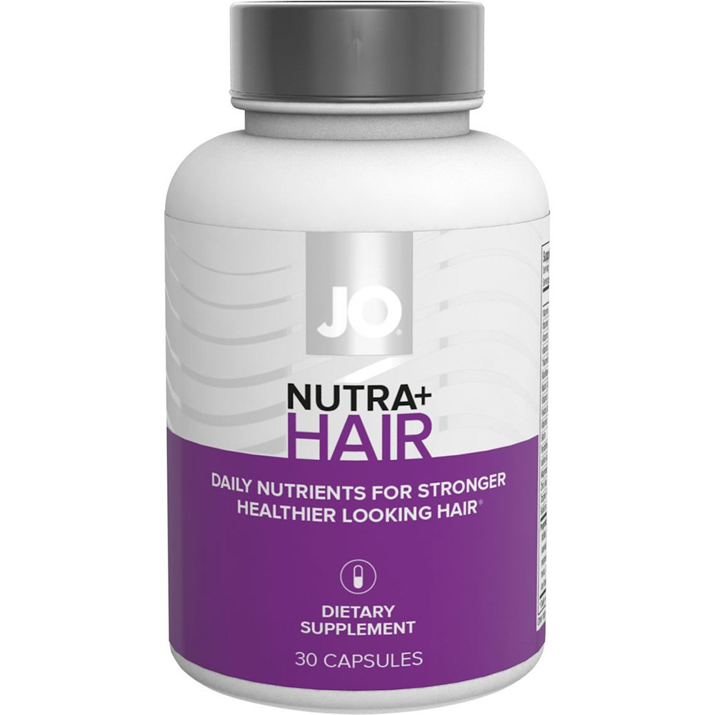 System Jo Nutra Hair Nutritional Supplement 30 Count Capsules - View #1