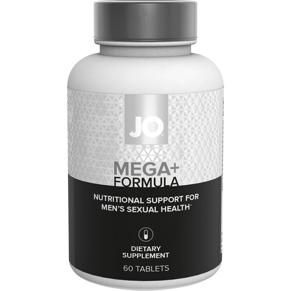 System Jo Mega Formula Nutritional Supplement 60 Count Capsule - View #1