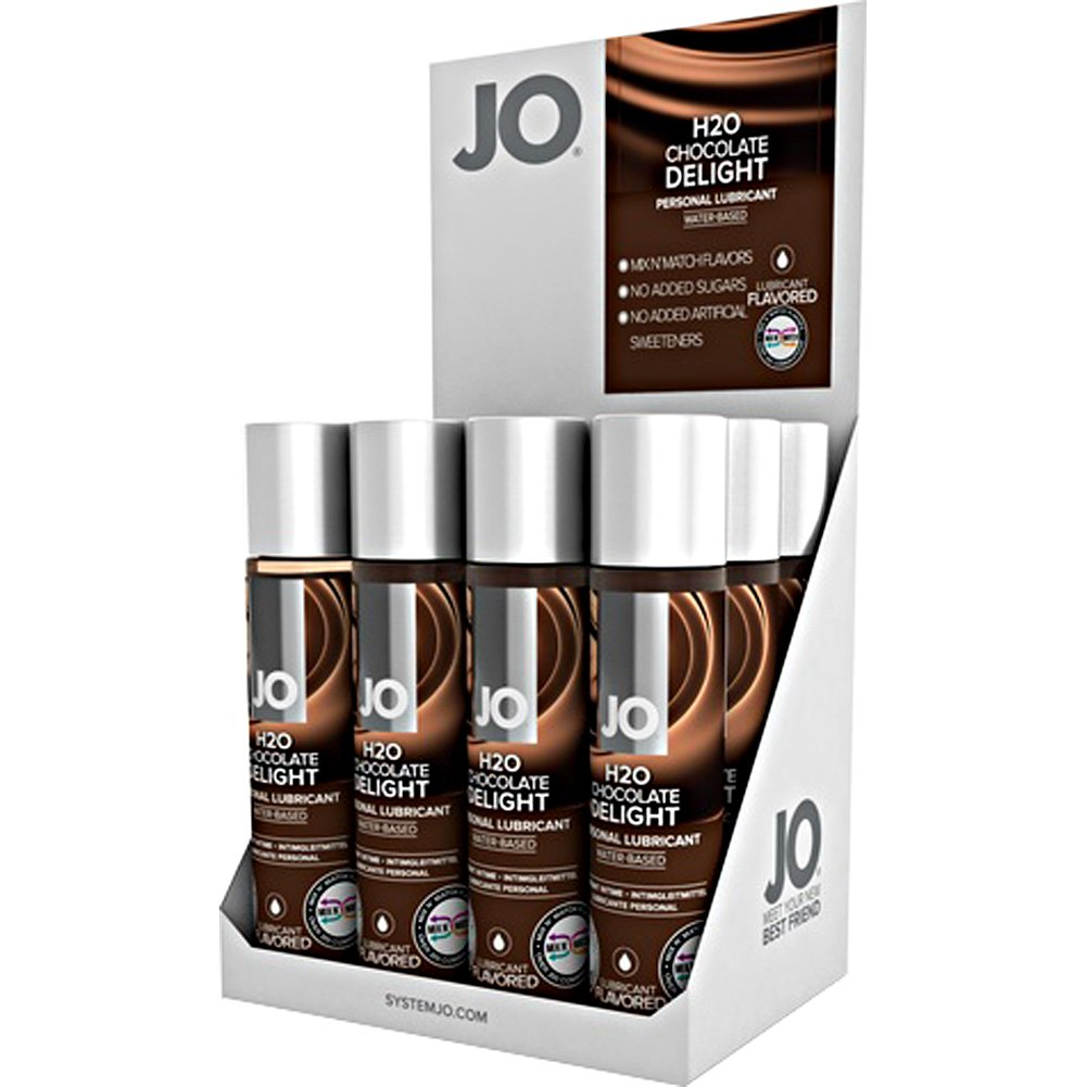 System Jo Flv Chocolate Delight 1 Oz 12 Piece Display - View #1