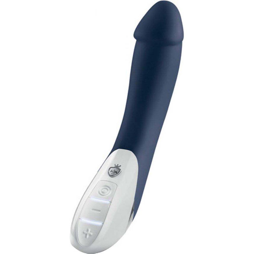 "Mystim Terrific Truman E Stim Personal Vibrator 11"" Midnight Sky - View #2"