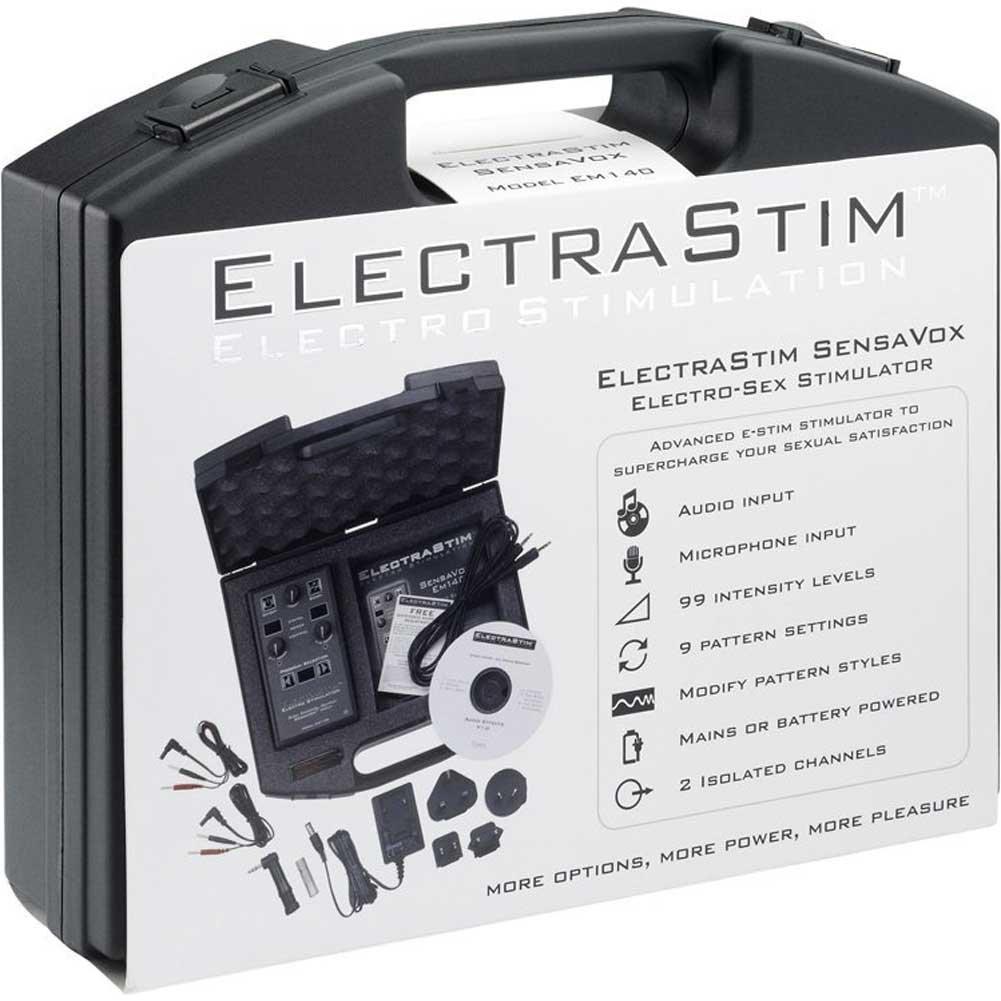 Electrastim Sensavox Controller - View #1