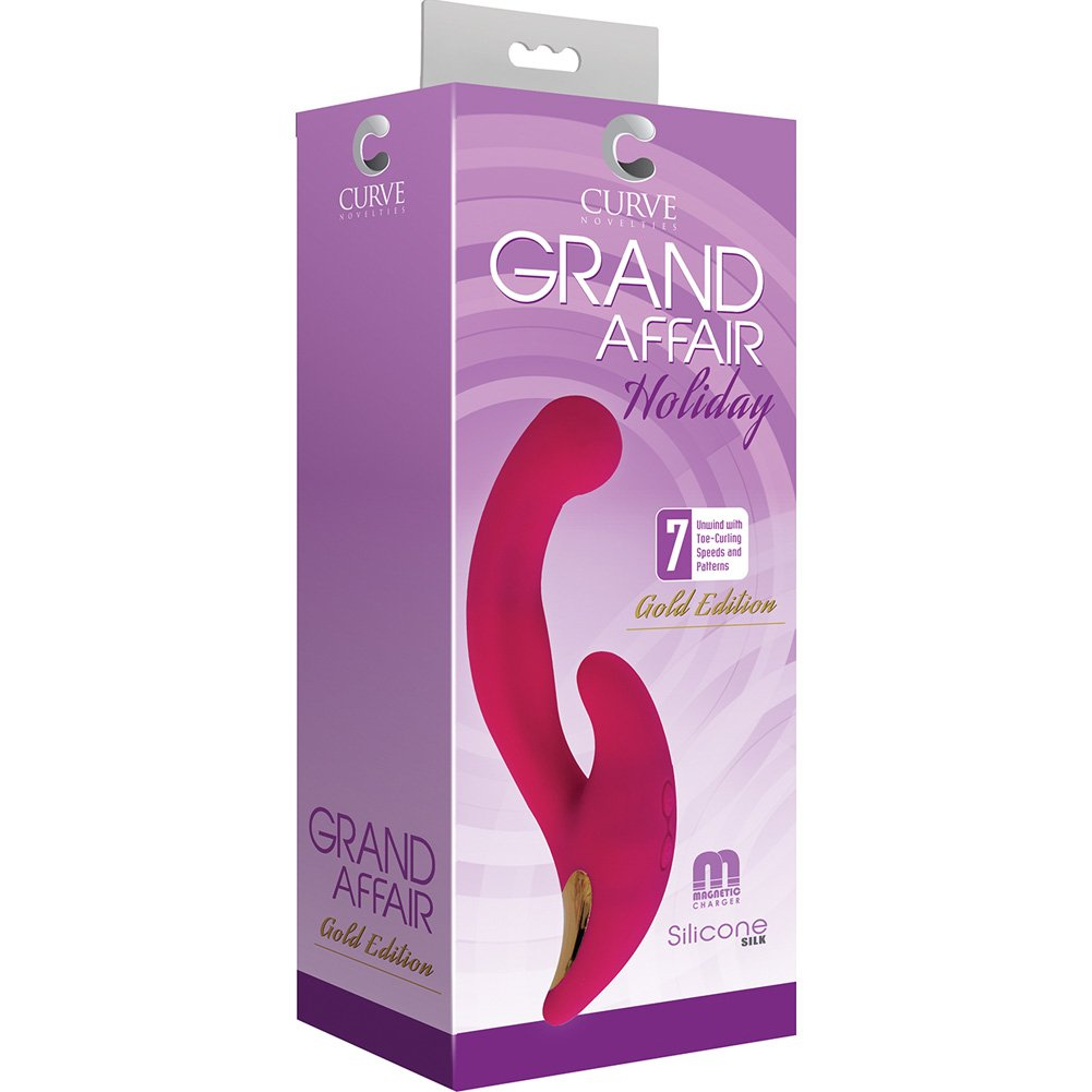 Curve Novelties Grand Affair Holiday Rose - View #1