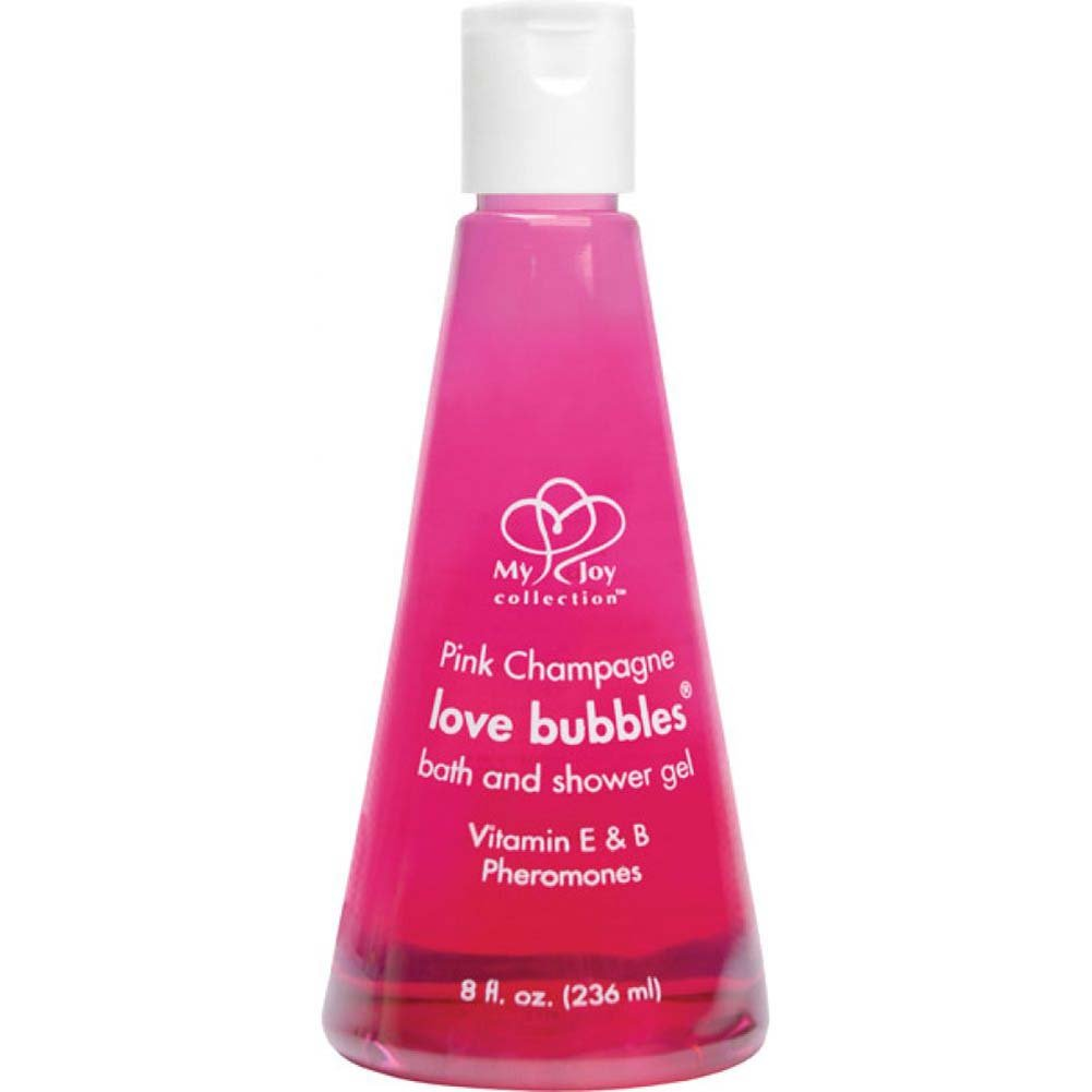 Love Bubbles 8 Oz Sensual Strawberry - View #1