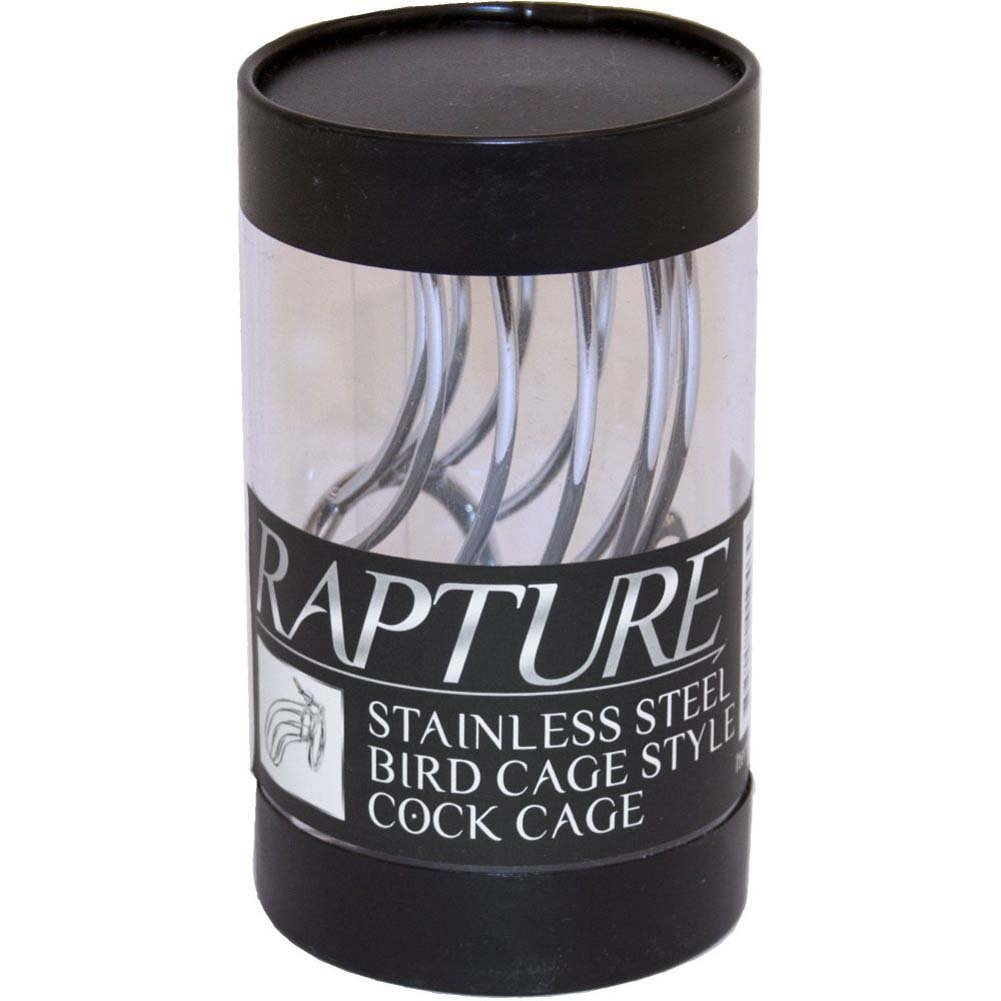 Rapture Stainless Steel Bird Cage Style Cock Cage - View #4