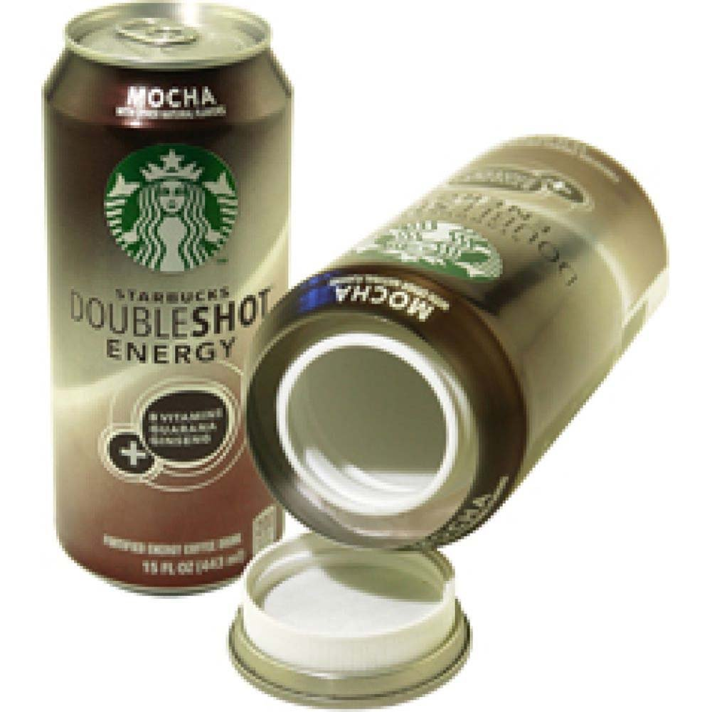 Diversion Can Safe Lookalike Safe Starbucks Coffee Doubleshot Can - View #1