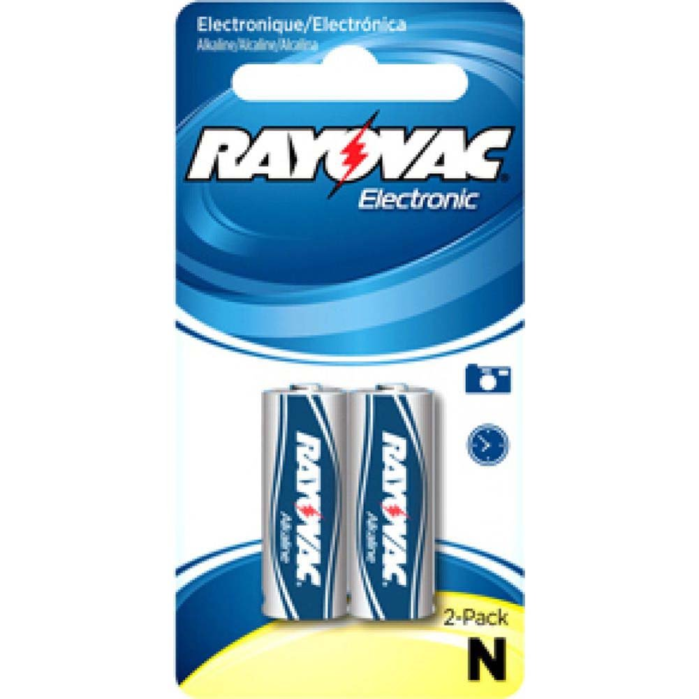 Rayovac Battery N 2 Piece Pack - View #1