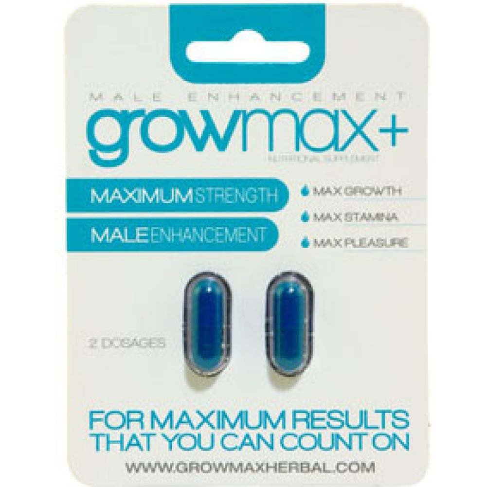 Growmax 2 Count Capsule - View #1