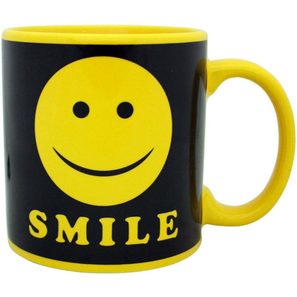 Mug Smile If You Give Good Head 22 Oz - View #1
