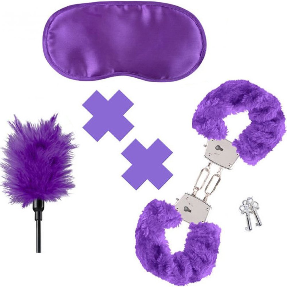 Fetish Fantasy Limited Edition Purple Passion Kit Purple - View #2