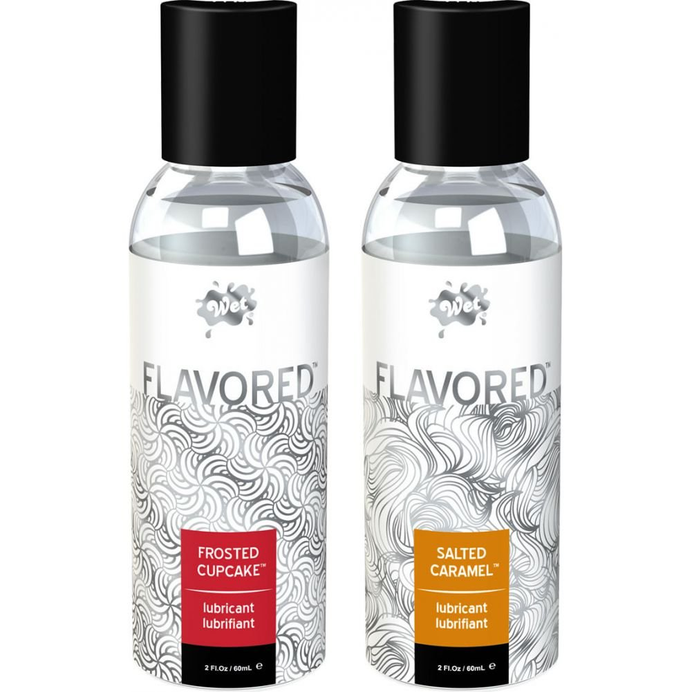 Wet Sweet Kisses Flavored Lubricant Gift Set - View #2