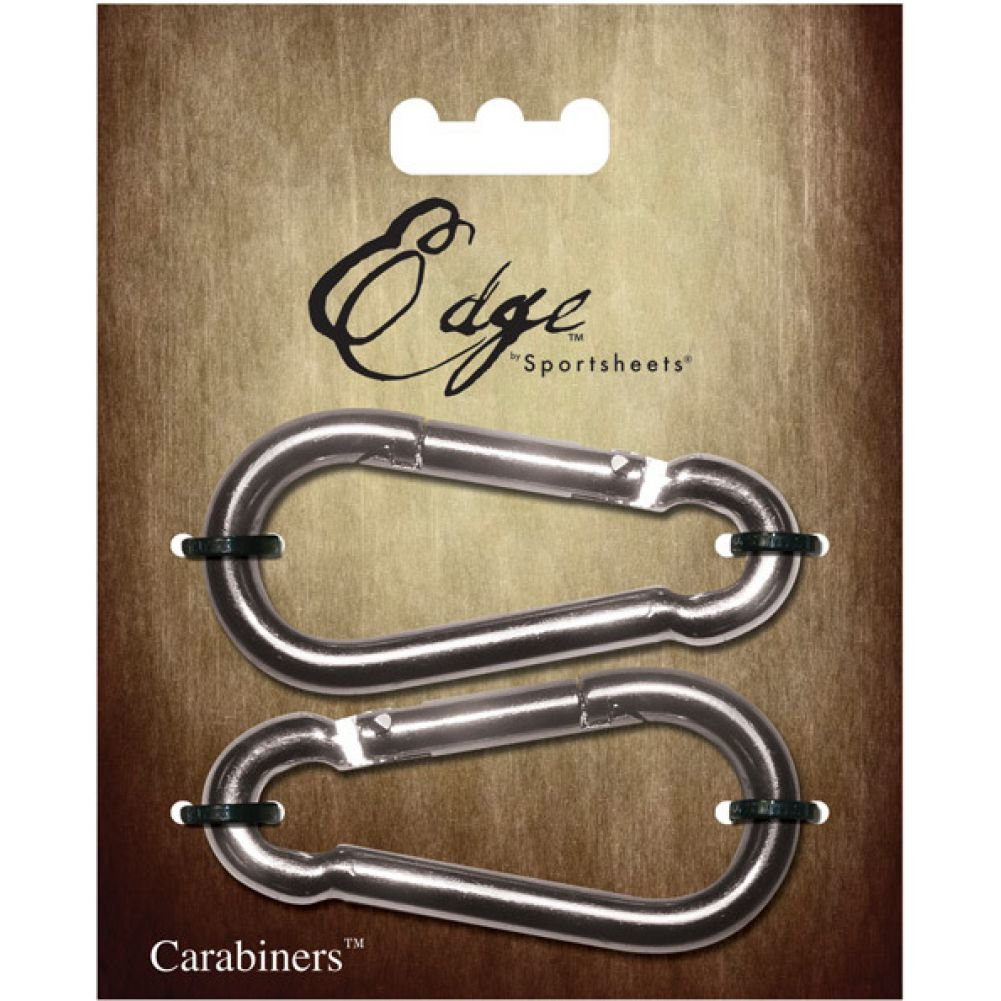 Sportsheets Edge Carabiners Pack of 2 - View #1